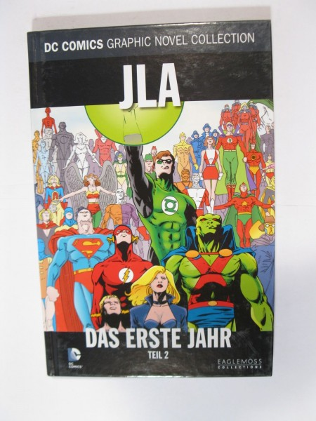 DC Graphic Collection Nr. 11 JLA im Z (0-1) Hachette HC 85281
