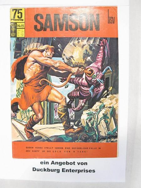 Samson Nr. 15 BSV Verlag im Z (1-2) 41957