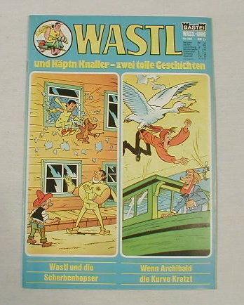 Wastl Nr. 158 Comic Bastei Verlag 17179