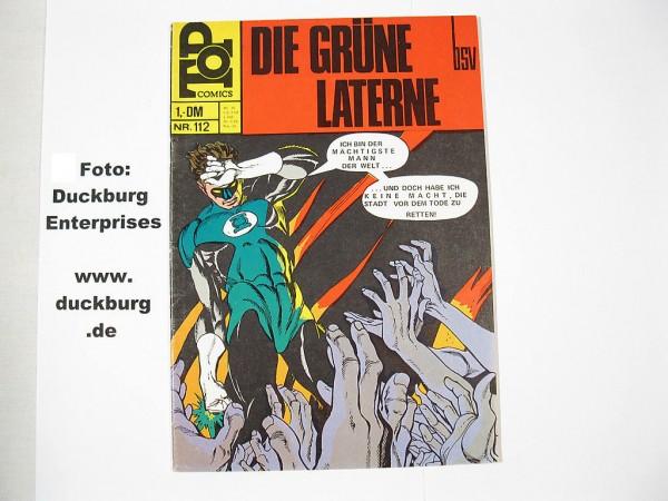 Top Comics Nr. 112 grüne Laterne BSV in Z (1) 38534