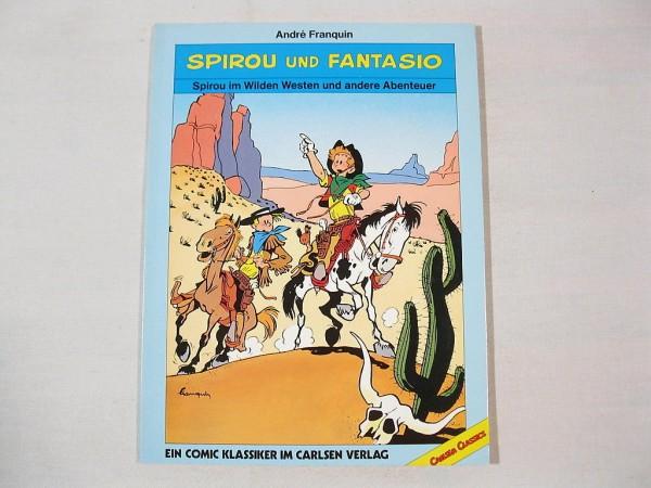Spirou Classics W. Westen Carlsen 1. Auflage 26160