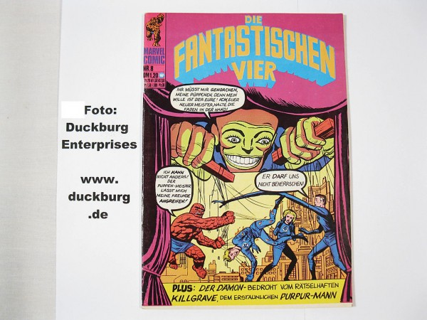 Fantastische Vier Nr. 8 Marvel Williams (1) 38786