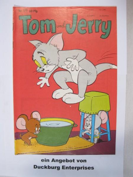Tom und Jerry Nr. 172 Tessloff Verlag im Zustand (1-2) 47143