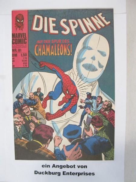 Spinne Nr. 81 Marvel Comics Williams im Zustand (1) 44740