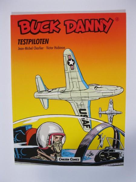 Buck Danny Nr. 4 Carlsen 1. Auflage 50828