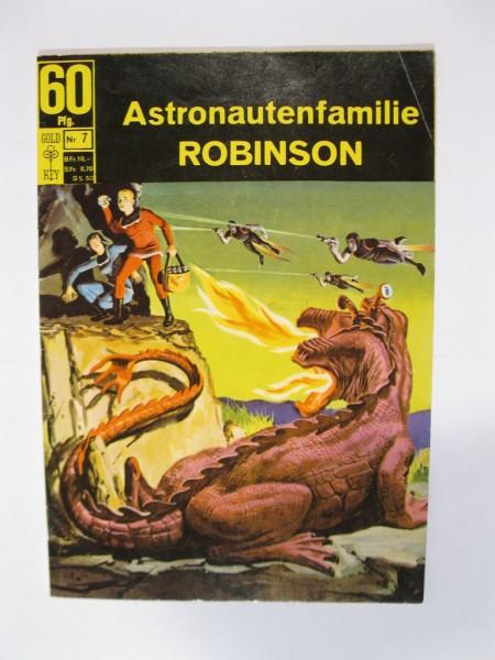Astronautenfamilie Robinson Nr 7 BSV Verlag im Zustand (1-2) 76753