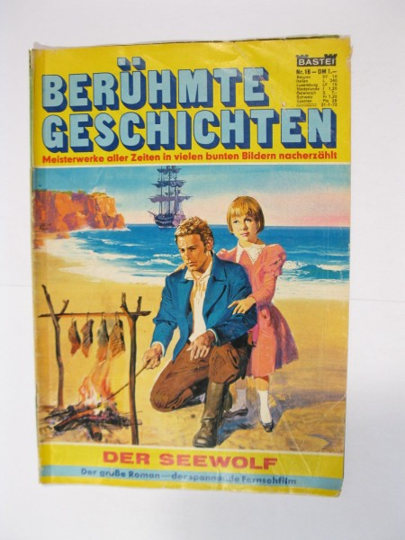 Berühmte Geschichten Nr. 16 Bastei im Zustand (3 T). 94185