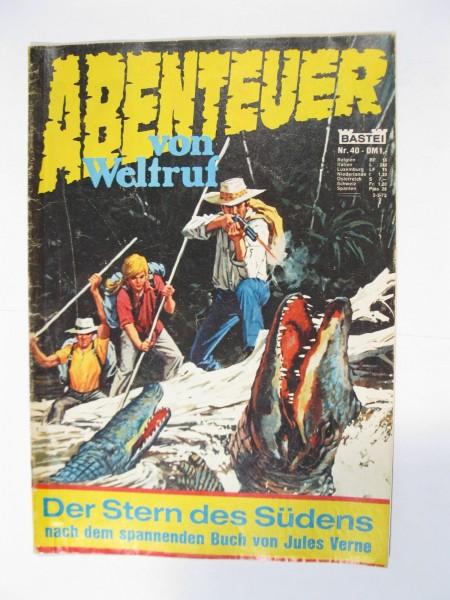 Abenteuer von Weltruf Nr. 40 Bastei im Zustand (3 T). 94197