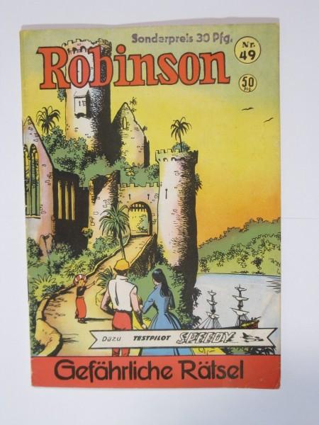 Robinson Nr. 49 Comic Gerstmayer Verlag im Z. (2). 74959