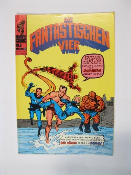 Fantastische Vier Nr. 6 Marvel Williams im Zustand (1-2) 56693