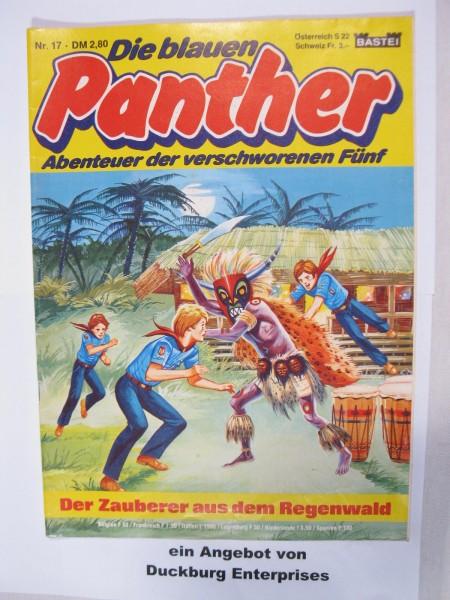 blauen Panther Nr. 17 Bastei Verlag im Zustand (2) 48819