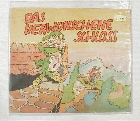 Das verwunschene Schloß (Lehning Comic1954) Sigurd Nick