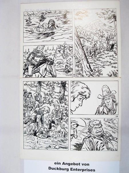 Silberpfeil Originalseite 19 aus Heft 335 Frank Sels (27893)