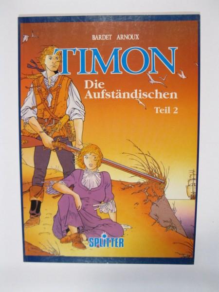 Timon Nr. 2 im Zustand (1) SC Comic Splitter Verlag 98361+