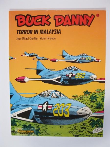 Buck Danny Nr. 12 Carlsen 1. Auflage 50836