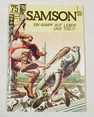 Samson Nr. 9 (BSV Verlag 1966) 9614