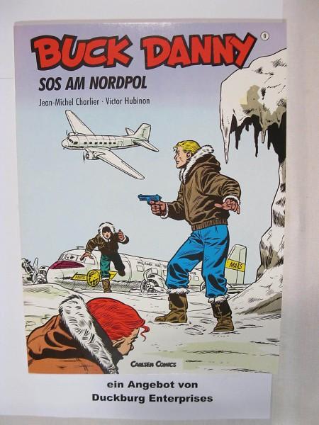 Buck Danny Nr. 9 Carlsen Comics Erstauflage im Zustand (1) 45233