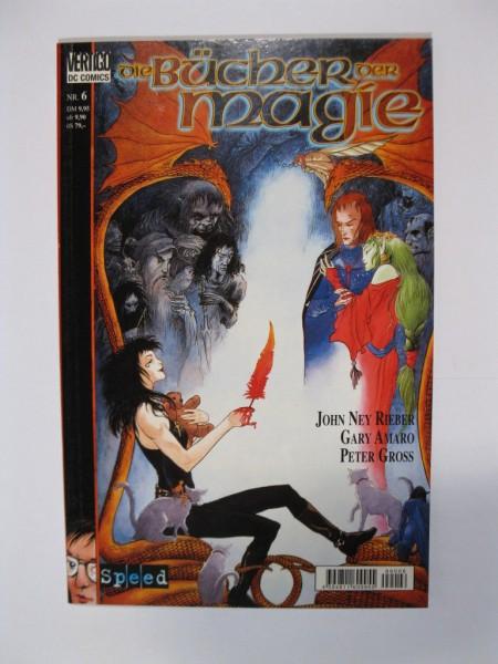Bücher der Magie 6 Comic Tilsner / Speed Verlag 99023