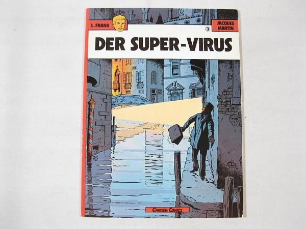 L. Frank Nr. 3 Carlsen Comics 25649