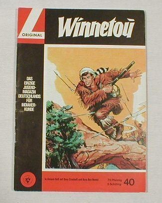 Winnetou 40 Lehning Verlag Karl May 11524