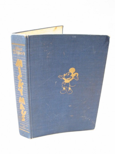 Micky Maus Sammelmappe Jan. 1953 - Dez. 1953 Original 71906