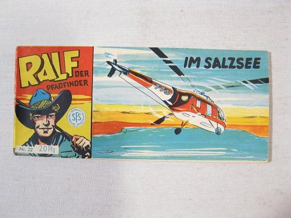 RALF der Pfadfinder Nr. 22 Lehning im Z (1-2) 37156