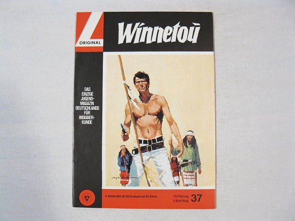 Winnetou 37 Lehning Verlag/ Karl May in Z (0-1) 35237