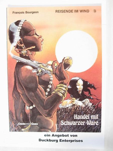 Reisende im Wind Nr. 3 Carlsen Comic 1. Auflage 28001