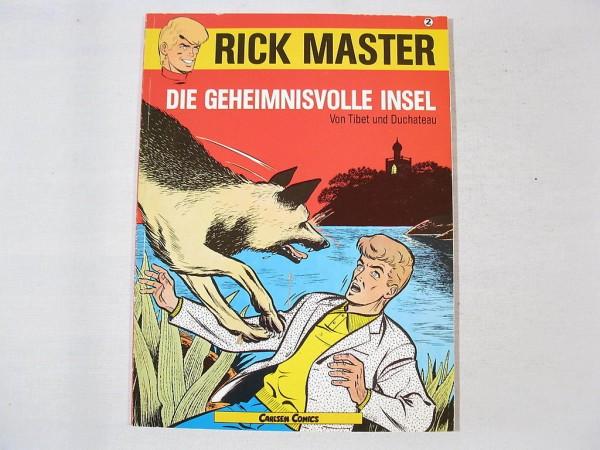 Rick Master Nr. 2 Carlsen Erstauflage (1-2) 25363
