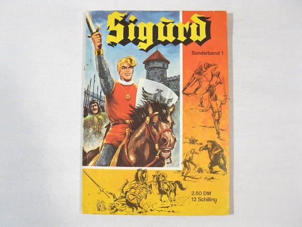Sigurd Sonderband Nr. 1 Lehning 34388
