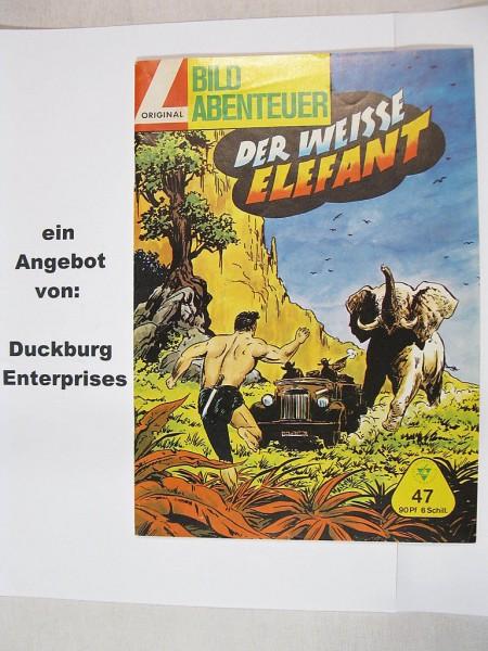 Bildabenteuer Nr. 47 Tibor Lehning Verlag im Z (1-2) 39861
