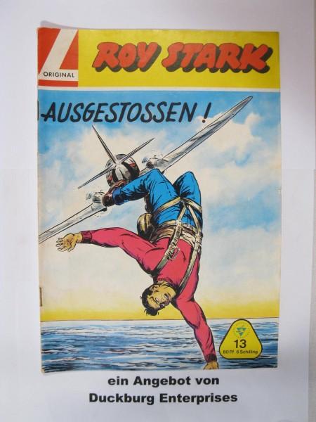Roy Stark Nr. 13 Lehning Verlag Wäscher im Zustand (2) 46922