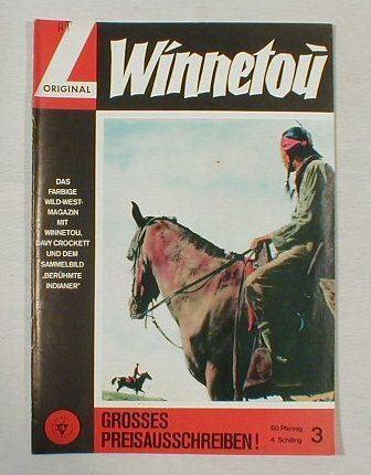 Winnetou 3 Lehning Verlag Karl May 11487