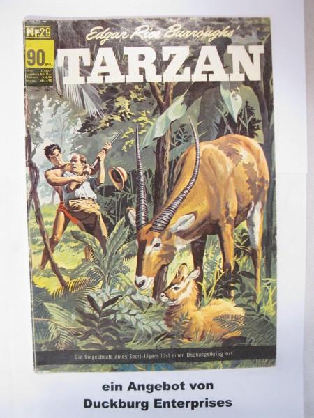 Tarzan Comic Nr. 29 BSV / Williams Vlg. im Z (2) 47113