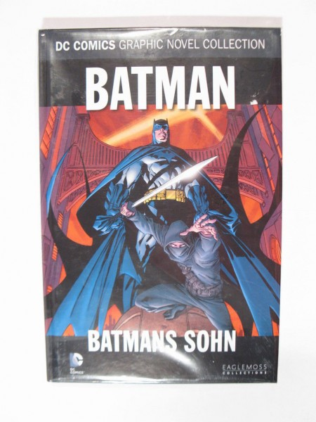 DC Comics Graphic Novel Collection Nr. 8 Batman Eaglemoss Hardcover 76307
