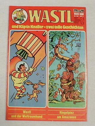 Wastl Nr. 140 Comic Bastei Verlag 17161