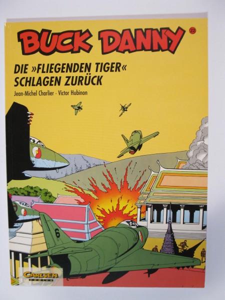 Buck Danny Nr. 22 Carlsen 1. Auflage 50846