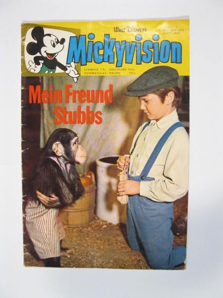 Mickyvision / Micky Vision 1963/12 Ehapa Verlag im Zustand (2) 51118