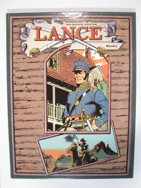 Lance Nr. 1 Bocola Verlag Hardcover 50631