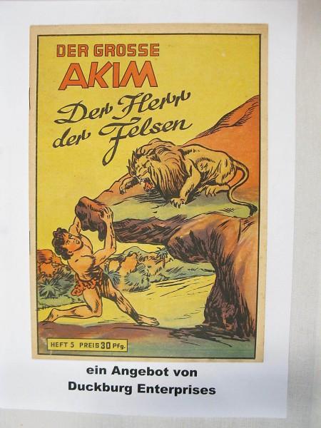Akim der Große Nr. 5 Lehning Verlag im Zustand (1/1-2) 43447
