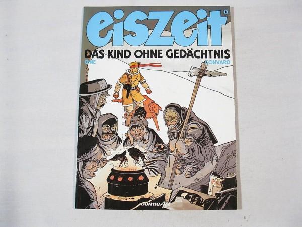 Eiszeit Nr. 1 Carlsen Comic 1. Auflage 25871