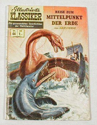 Illustrierte Klassiker 44 (BSV Verlag ab 1956) 8011