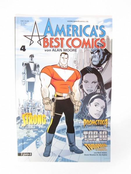 Americas Best Comic Nr. 4 Tilsner / Speed Verlag 99005