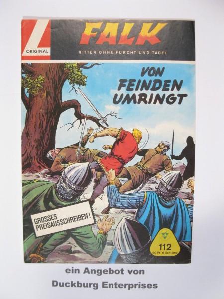 Falk Großband Nr. 112 Lehning im Zustand (1-2) 50005