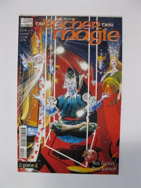 Bücher der Magie 4 Comic Tilsner / Speed Verlag 99019