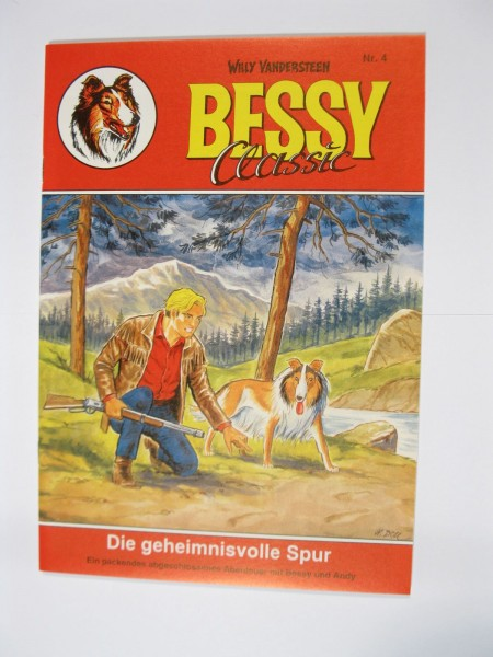 Bessy Classic Nr. 4 Hethke Verlag im Zustand (0-1). 96309