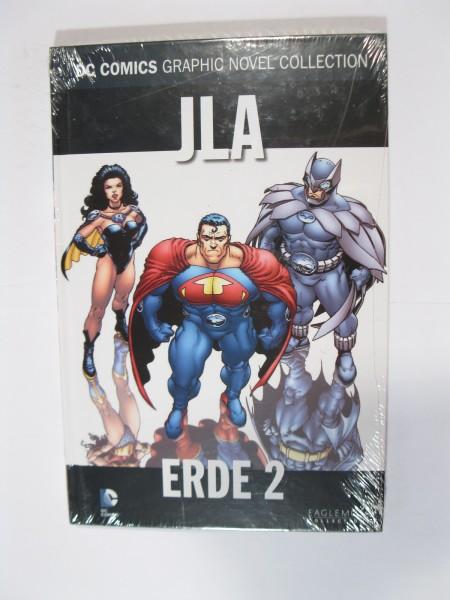 DC Graphic Collection Nr. 17 JLA im Z (0-1) Hachette HC 85273