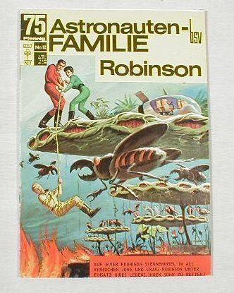 Astronautenfamilie Robinson 12 (BSV 1966) 7420