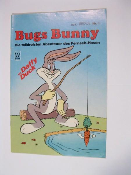 Bugs Bunny Nr. 1 Condor Verlag im Zustand (1-2). 96025