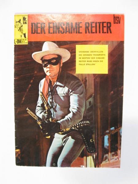 Einsame Reiter Nr. 14 BSV im Zustand (1-2) 51459